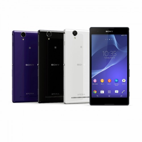 Sony adds Xperia E, Xperia T2 Ultra to Android portfolio