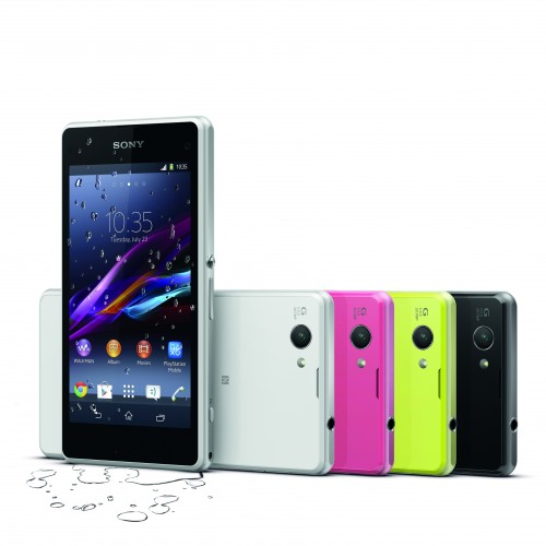 Sony announces Xperia Z1 Compact