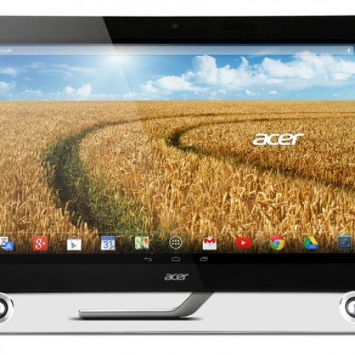 Acer debuts 27-inch Android-powered All-In-One