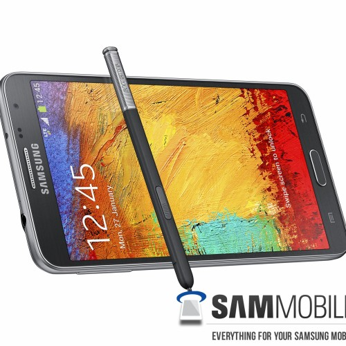 Samsung Galaxy Note 3 Neo press images leak ahead of debut