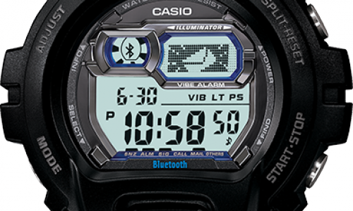 Casio G-Shock Connected BT Watch review