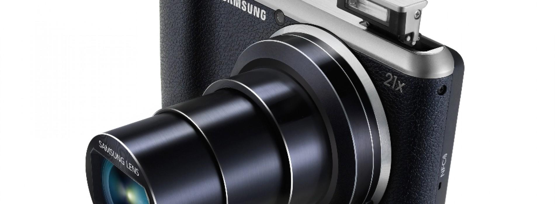 Samsung announces Galaxy Camera 2