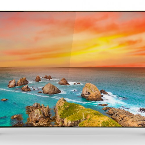 HISENSE 65-inch curved H8s series 4K TV runs Android 4.2