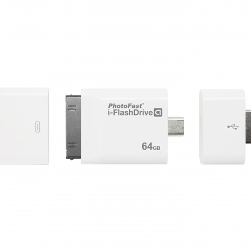 In Brief: PhotoFast intros iFlashDrive for Android