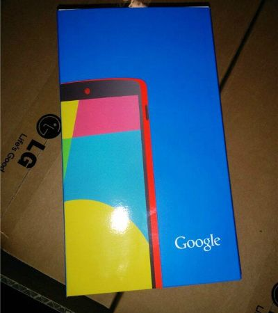Nexus 5 Red3