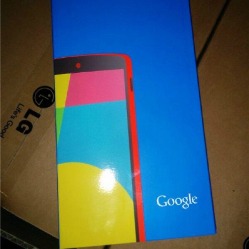 Red Nexus 5 may soon become a reality