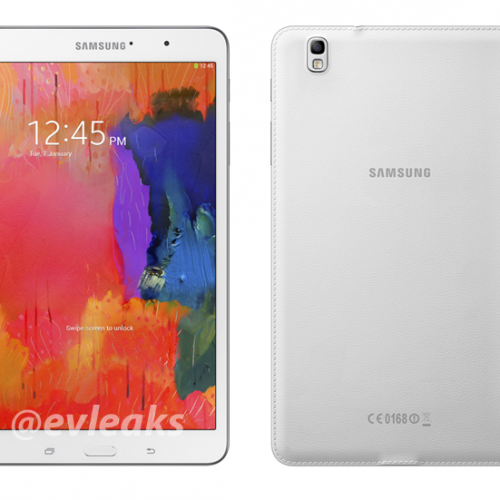 Samsung Galaxy Note Pro, Tab Pro tablets leaked ahead of official CES announcement
