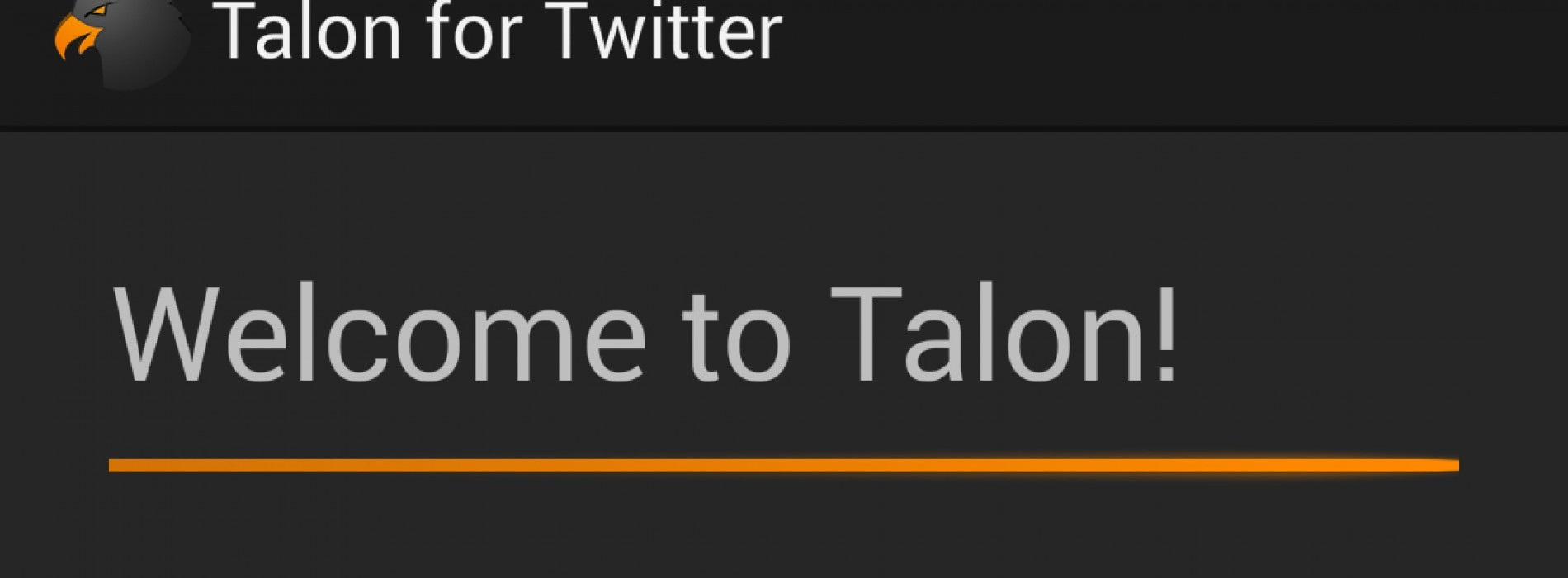 Talon for Twitter updated to 2.0 with floating compose button, new widgets, and more!