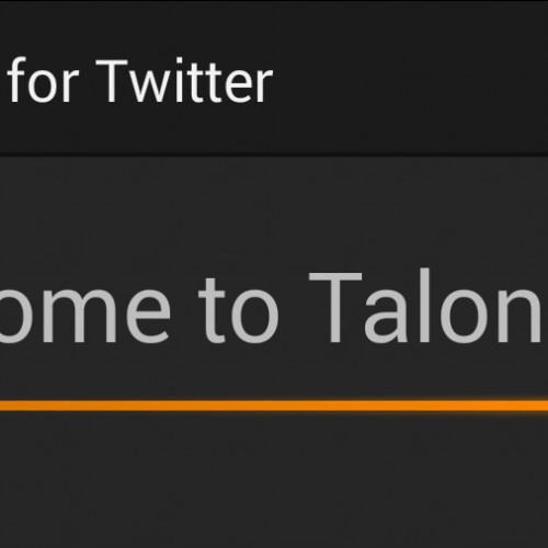 Talon for Twitter: A step in the right direction