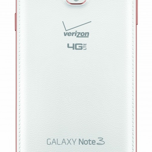 Verizon calls dibs on Rose Gold version of Galaxy Note 3