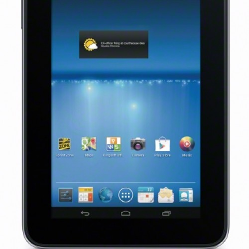 Sprint unveils $30 ZTE Optik 2 tablet