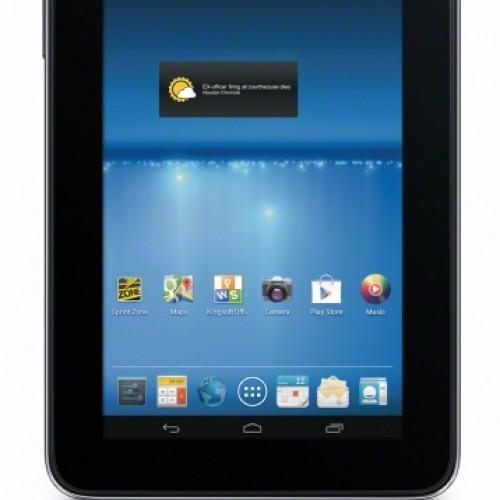 Sprint unveils $30 ZTE Optik 2 tablet