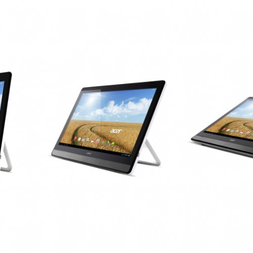 Acer intros portable 21.5-inch All-in-One