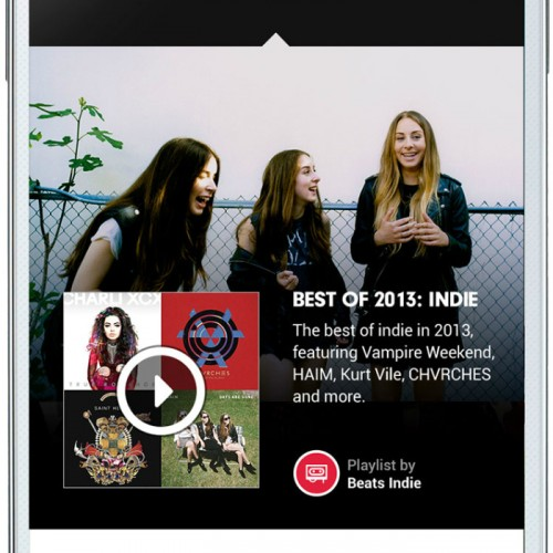 Beats Music subscription service goes live