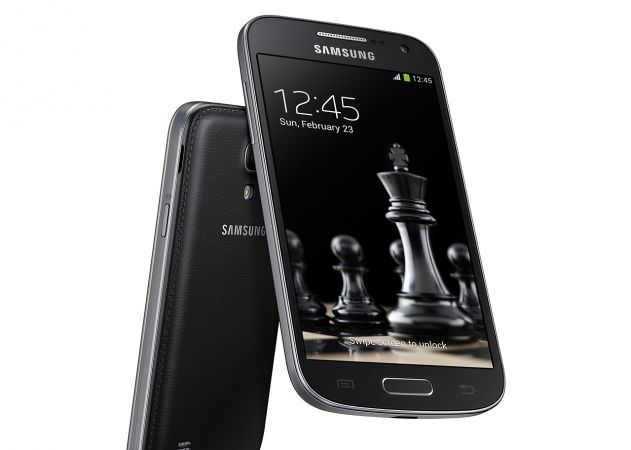 Galaxy S4 Mini Black Edition