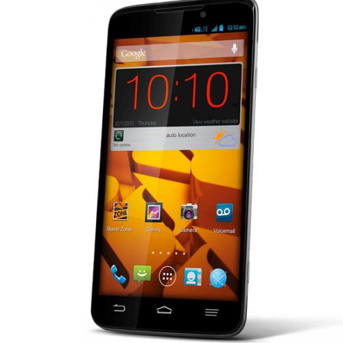 Boost Mobile debuts 5.7-inch Boost MAX