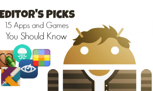 Editor's Picks: 15 Android apps and games you should know (January 17)