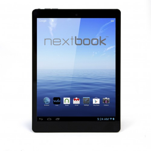 E FUN will intro two quad-core Nextbook Android tablets at CES 2014