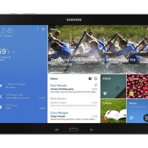 Samsung announces Galaxy TabPRO, Galaxy NotePRO tablets