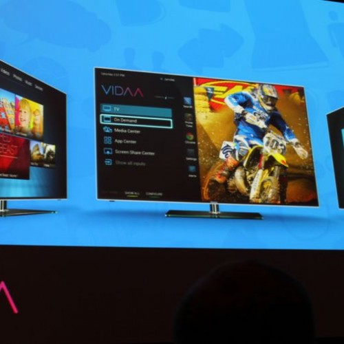 HiSense launching Vidaa, an Android Smart TV in 2014