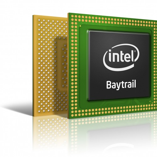 Intel: Bay Trail Android tablets due in Q2