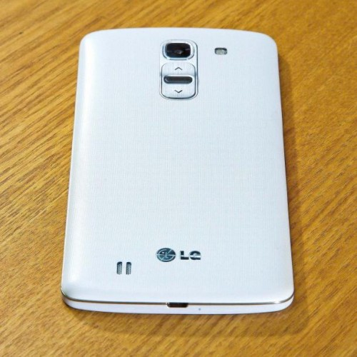 Leaked LG G Pro 2 images show rear-mounted buttons