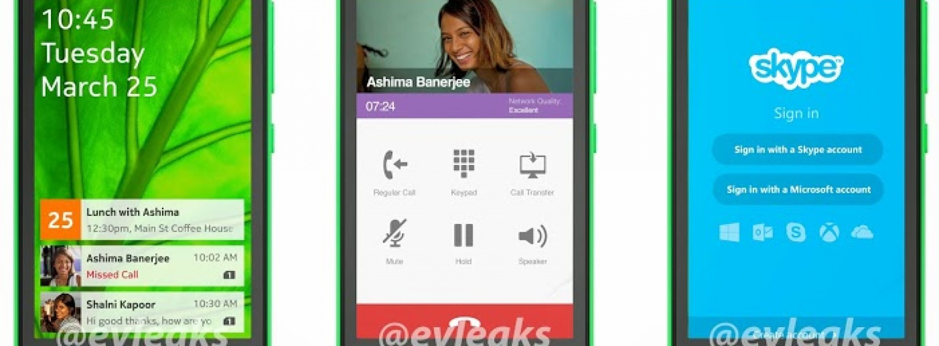 (UPDATE) @evleaks leaks more Android on Nokia, release imminent?