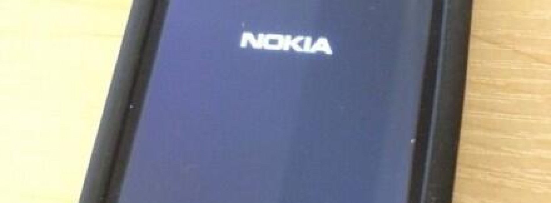 UPDATE: Images of Nokia's first Android phone leak