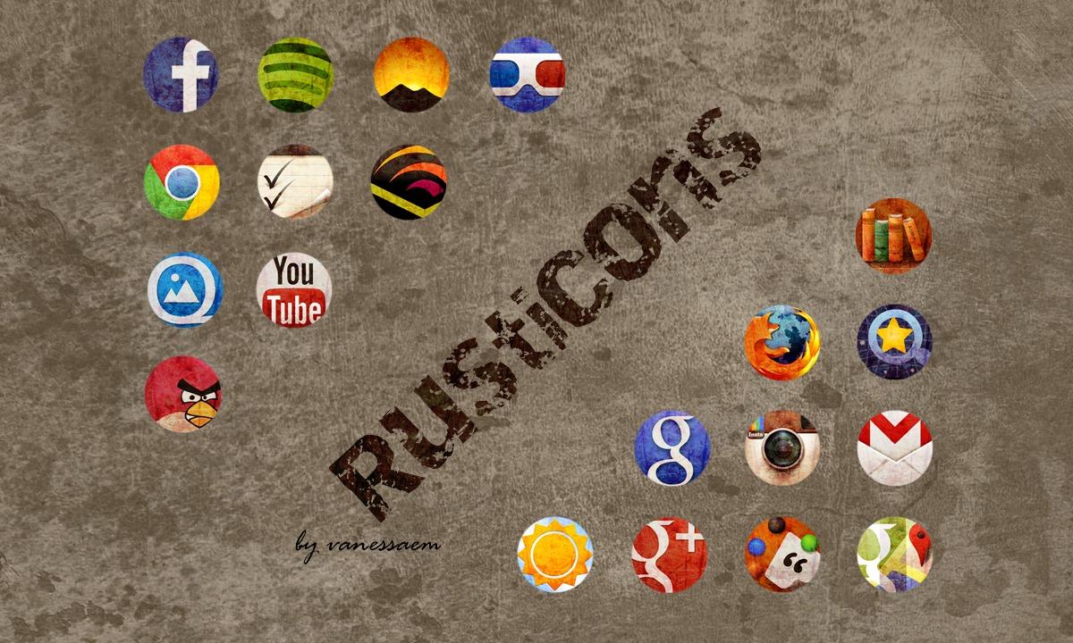 Rusticons