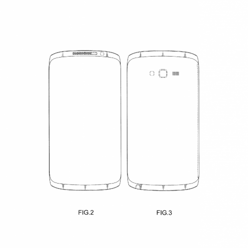 Patents tip possible design for Samsung Galaxy Note 4