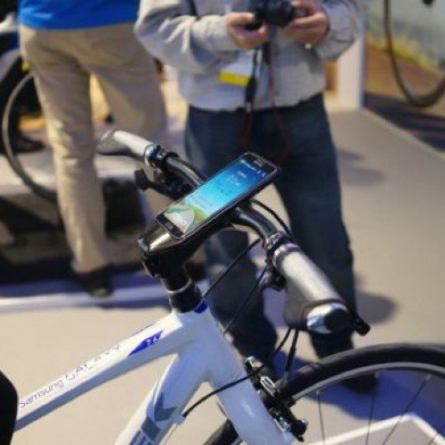 Samsung and Trek team up to take cycling into the next generation