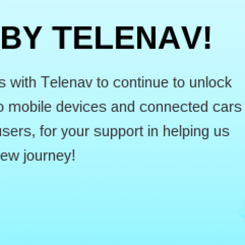 Telenav Acquires skobbler, the Leader in OpenStreetMap-based GPS Navigation