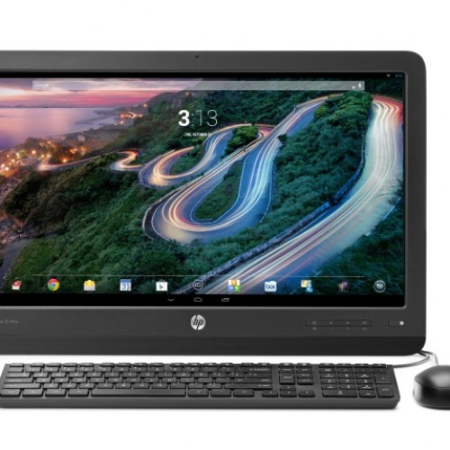 HP serves up 21.5 inch Android-powered All-in-One