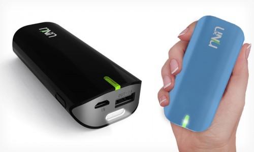 uNu Enerpak Tube 5,000mAh Backup Battery review