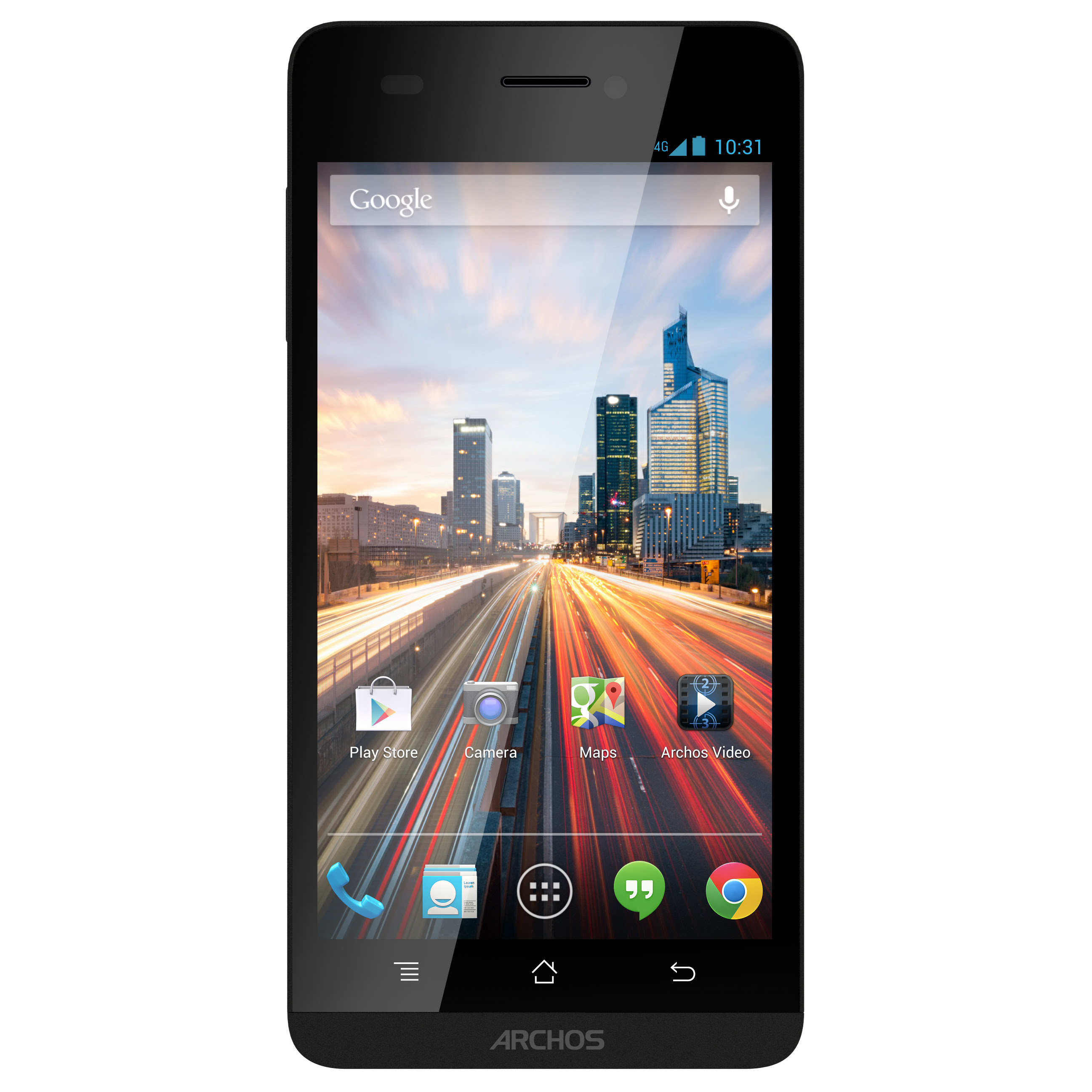 Phone Newest Android Phone 2014 archos to show off two new 4g phones at ces androidguys archos