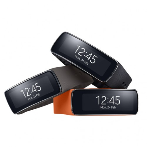 Samsung announces Gear Fit aimed at fitness-minded individuals
