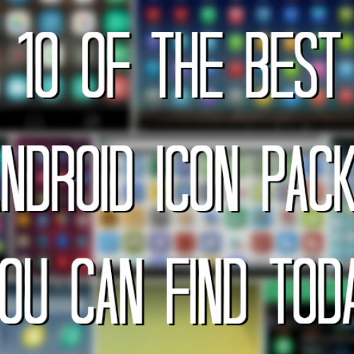 10 of the best Android icon packs you can find today (Volume 7)