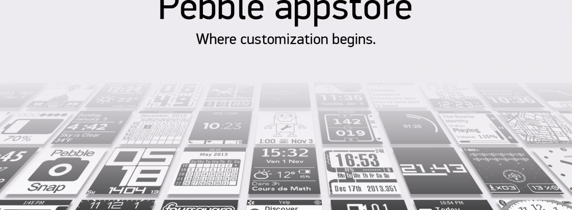Pebble appstore beta now available for Android, finalized version coming soon