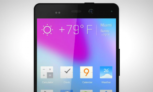 Hands-on with Blu Life Pure