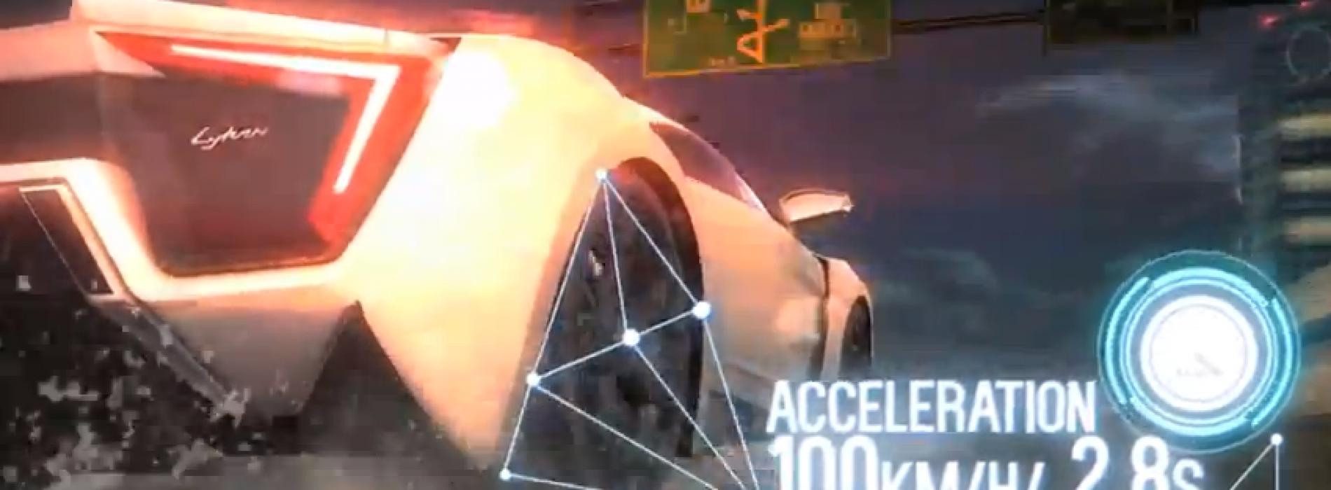 Asphalt 8: Airborne presents the Lykan HyperSport