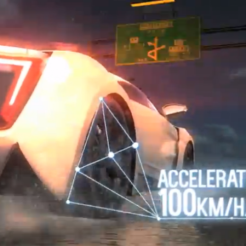 Asphalt 8: Airborne presents the Lykan HyperSport