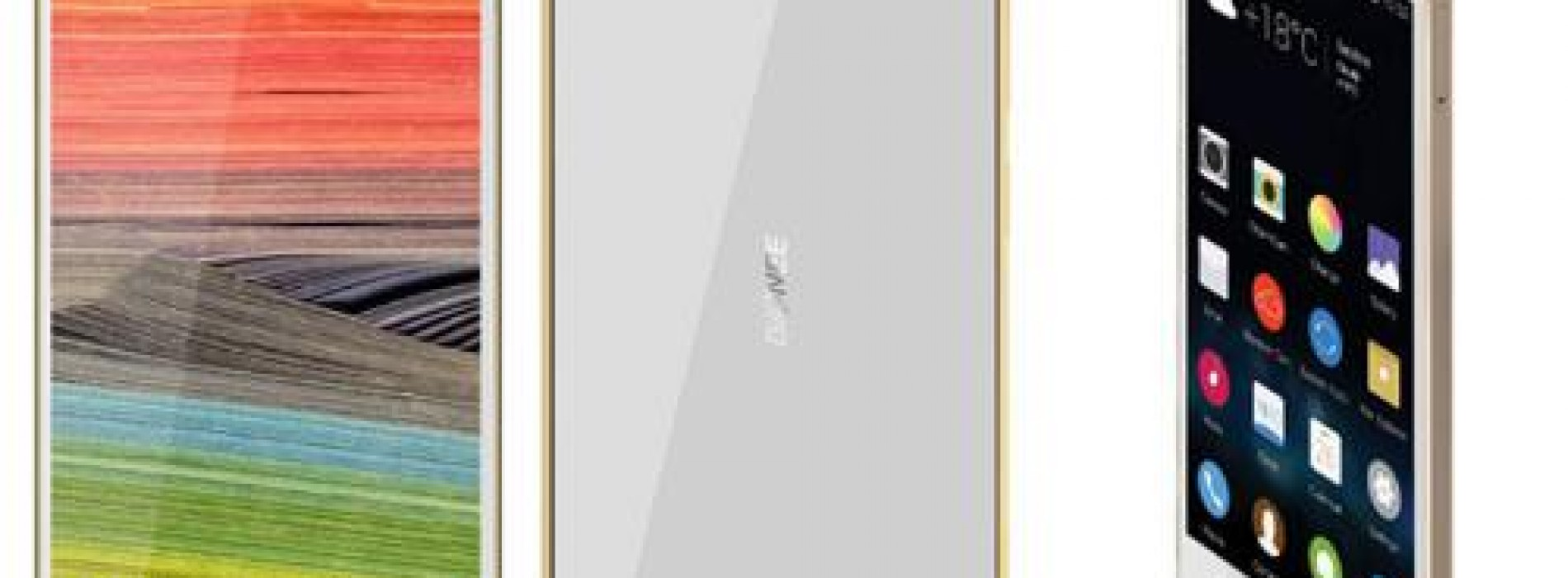 Gionee shows off the world's slimmest smartphone at MWC