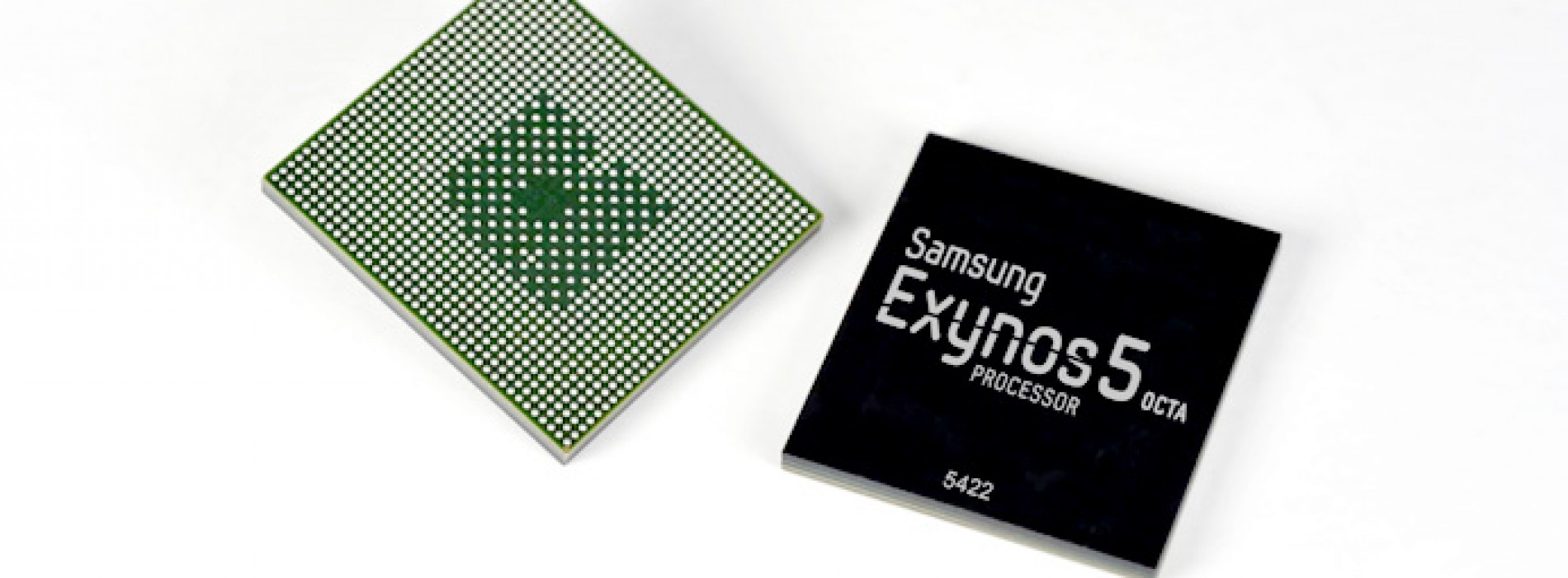 Samsung trots out two new Exynos processors