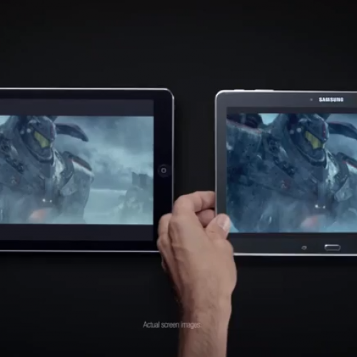 Watch Samsung's new ad campaigns for Galaxy line