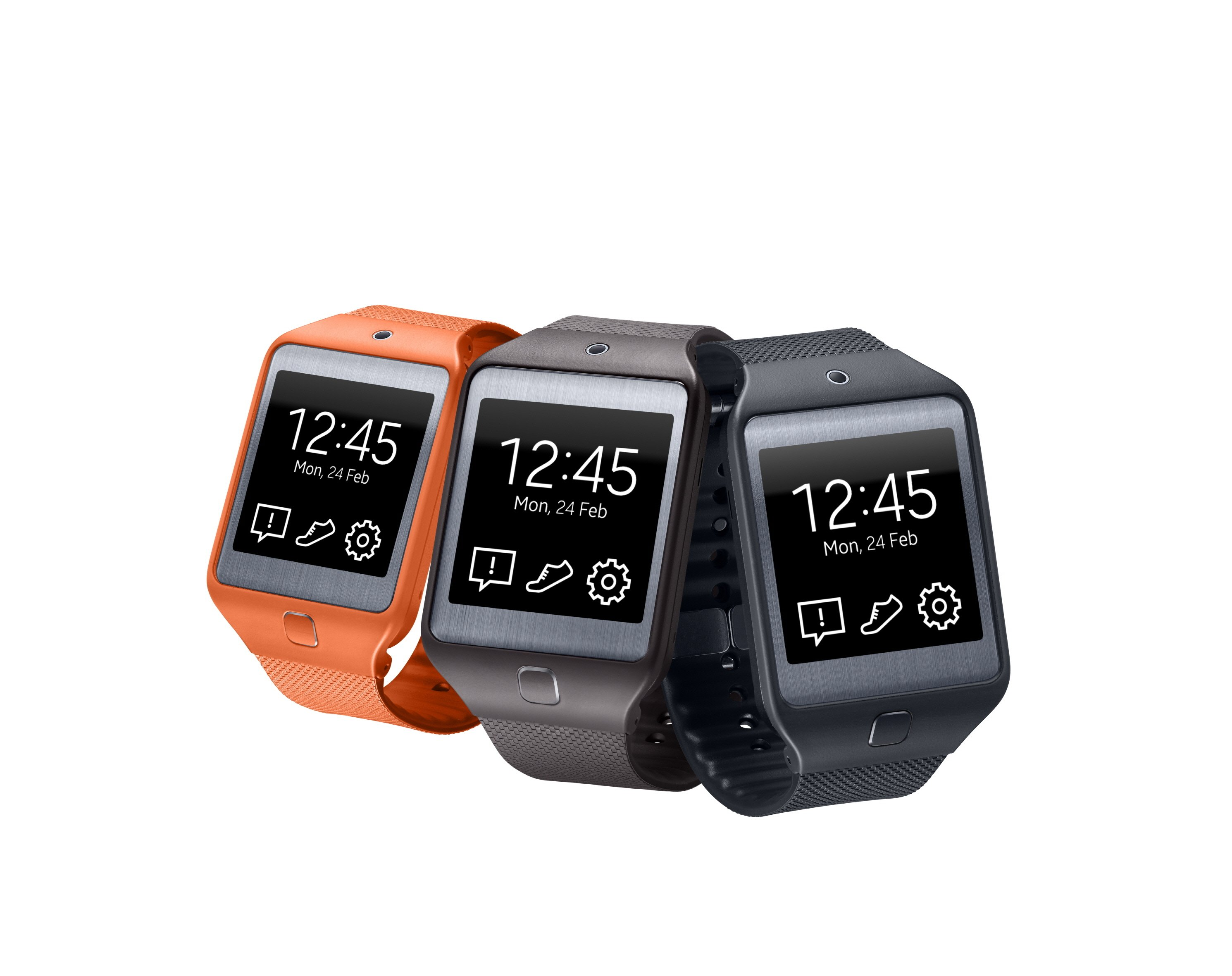samsung announces gear 2 and gear 2 neo ahead of mwc. Black Bedroom Furniture Sets. Home Design Ideas