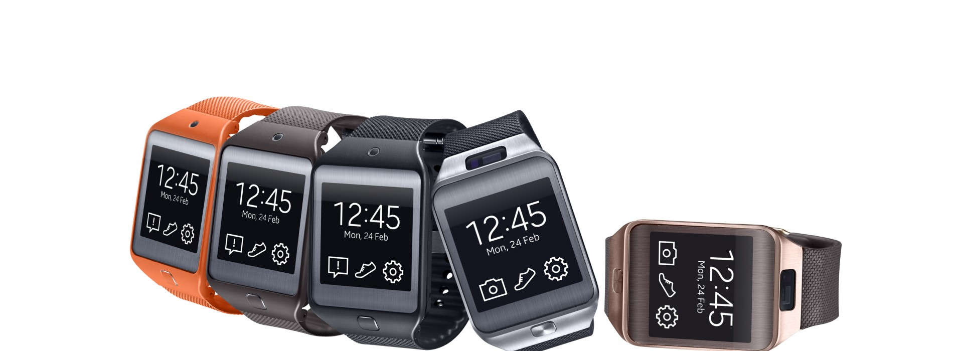 Samsung announces Gear 2 and Gear 2 Neo ahead of MWC