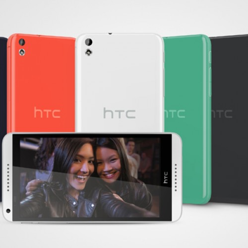 HTC Desire 816 announced with spring release