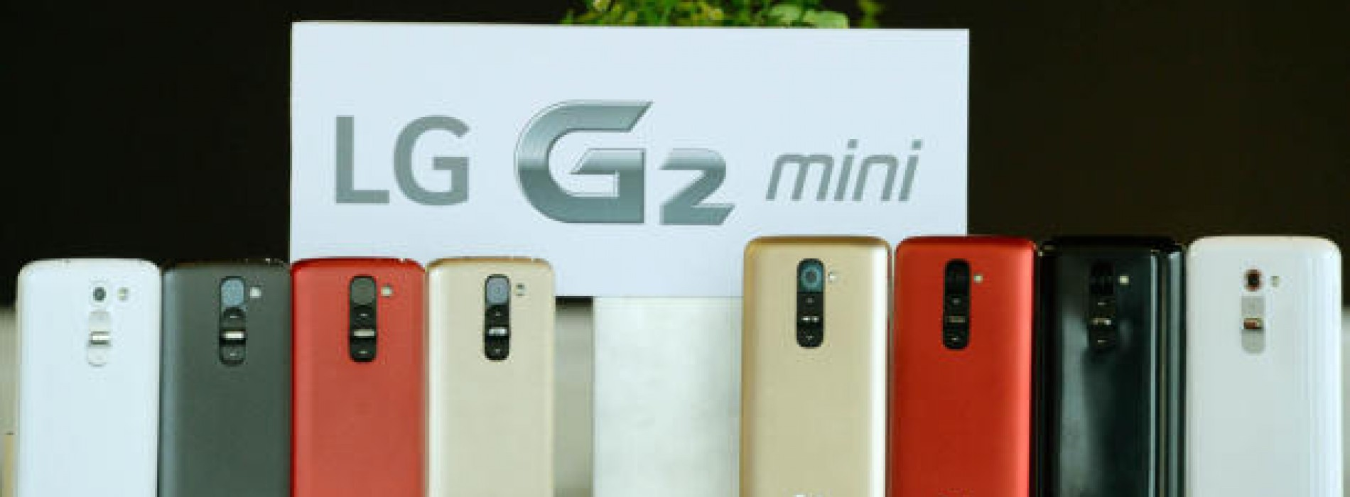 (UPDATE) LG announces the G2 mini ahead of MWC launch date