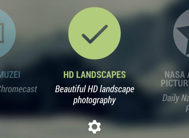 Muzei HD Landscapes