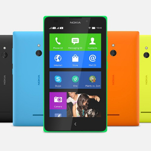 Install the Nokia X camera on your Android 4.1+ device